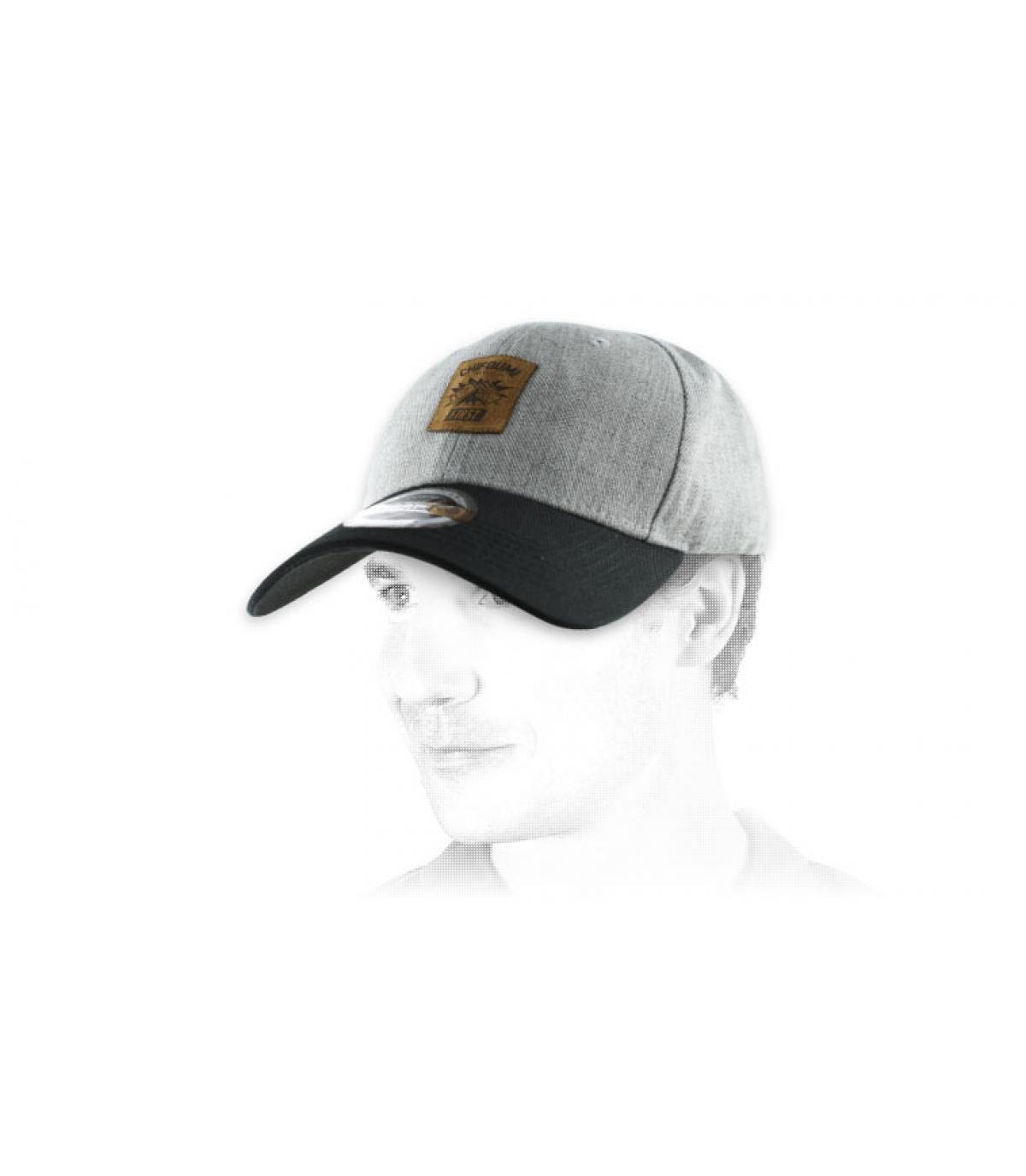 Chifoumi cappello grigio
