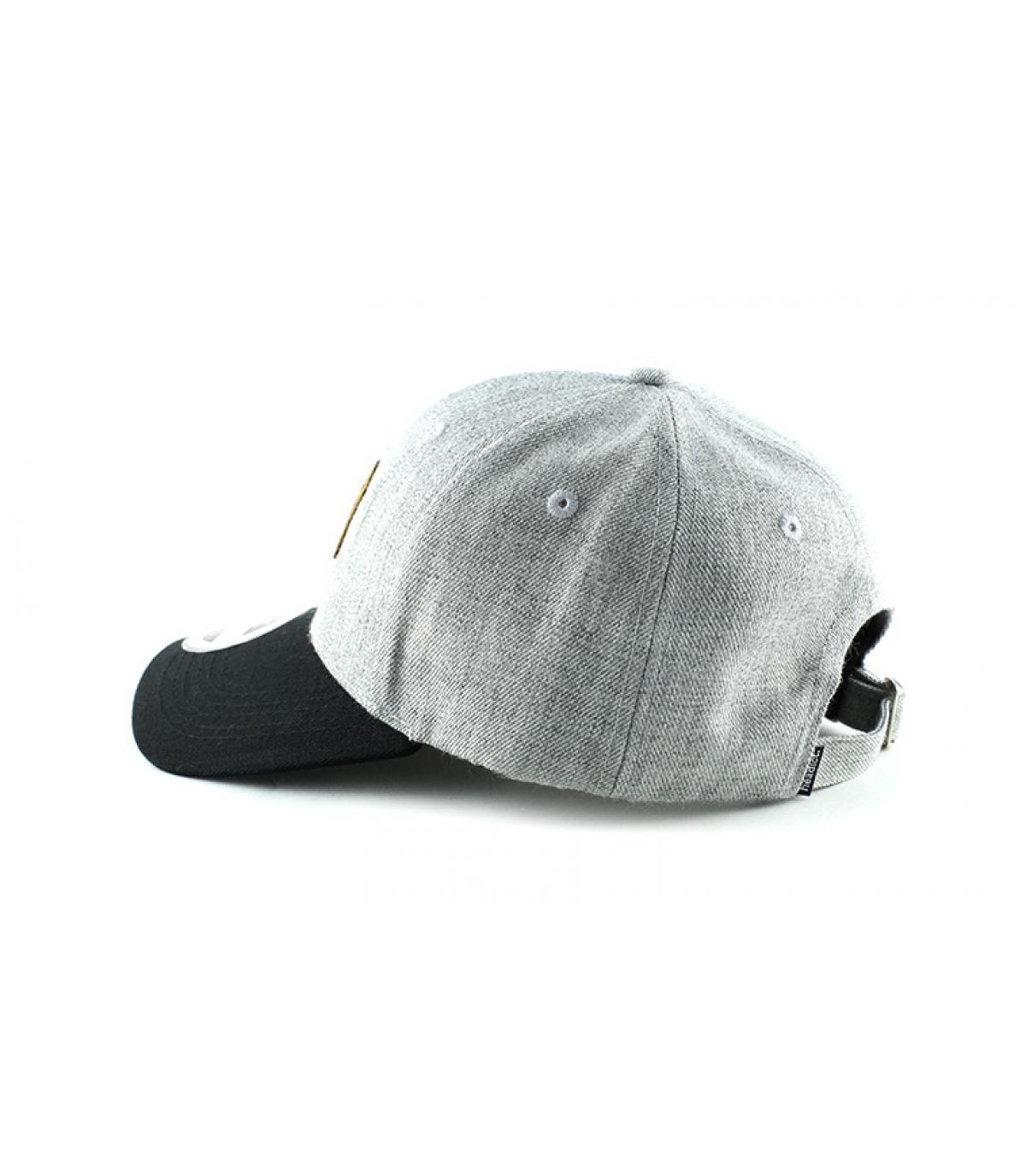Dettagli Curve Chifoumi grey balck - image 4