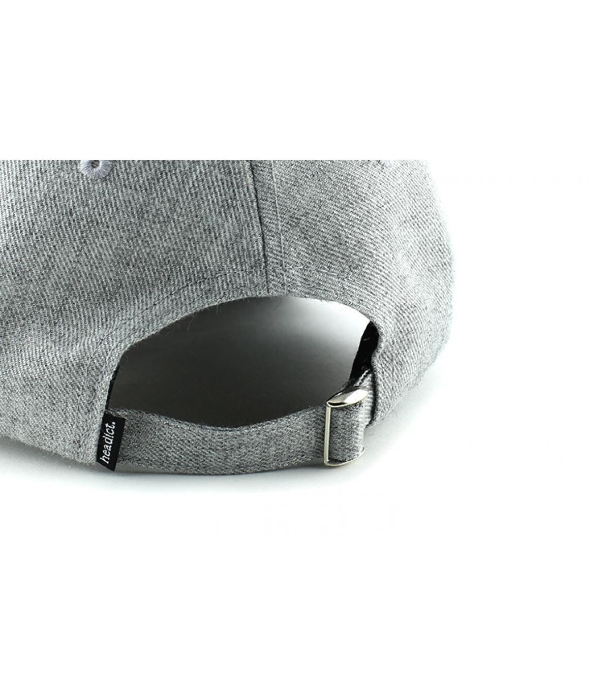 Dettagli Curve Chifoumi grey balck - image 5