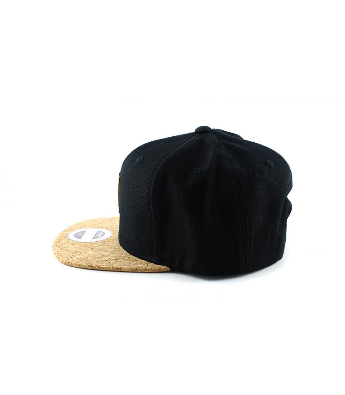 Dettagli Snapback Beer Pong black cork - image 4