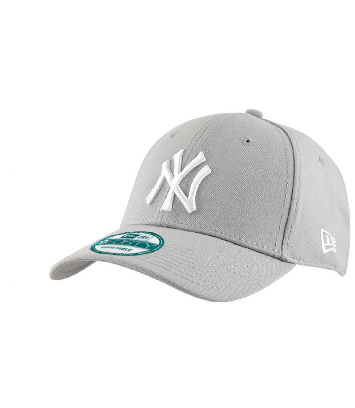 Dettagli League Ess NY 9forty grey white - image 4
