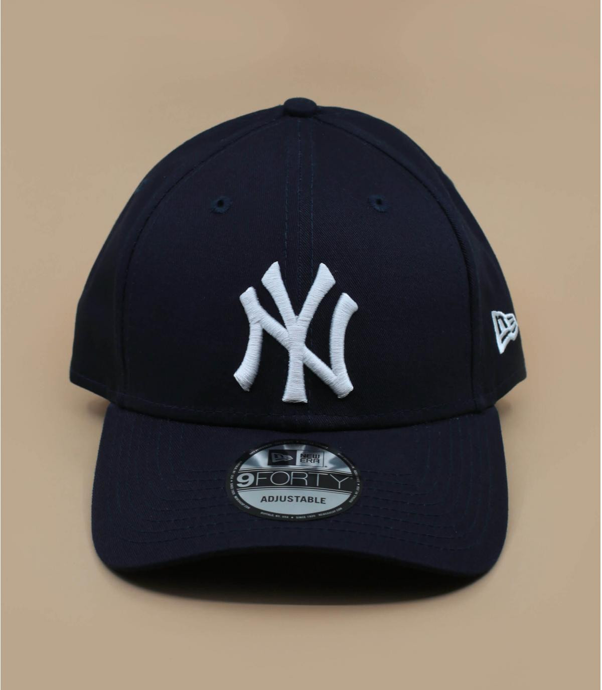 Dettagli League Ess NY 9Forty navy white - image 2