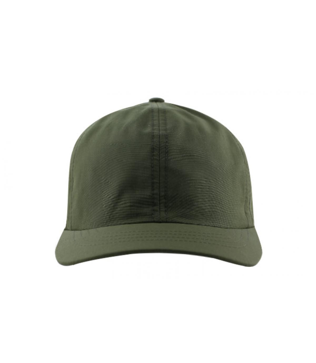curva tappo olive green