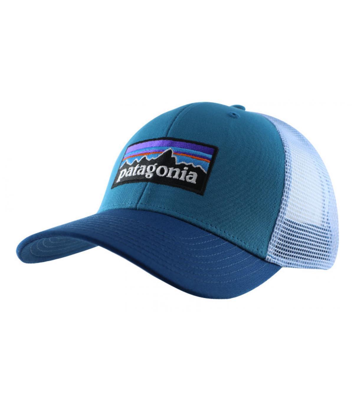 Patagonia blu trucker