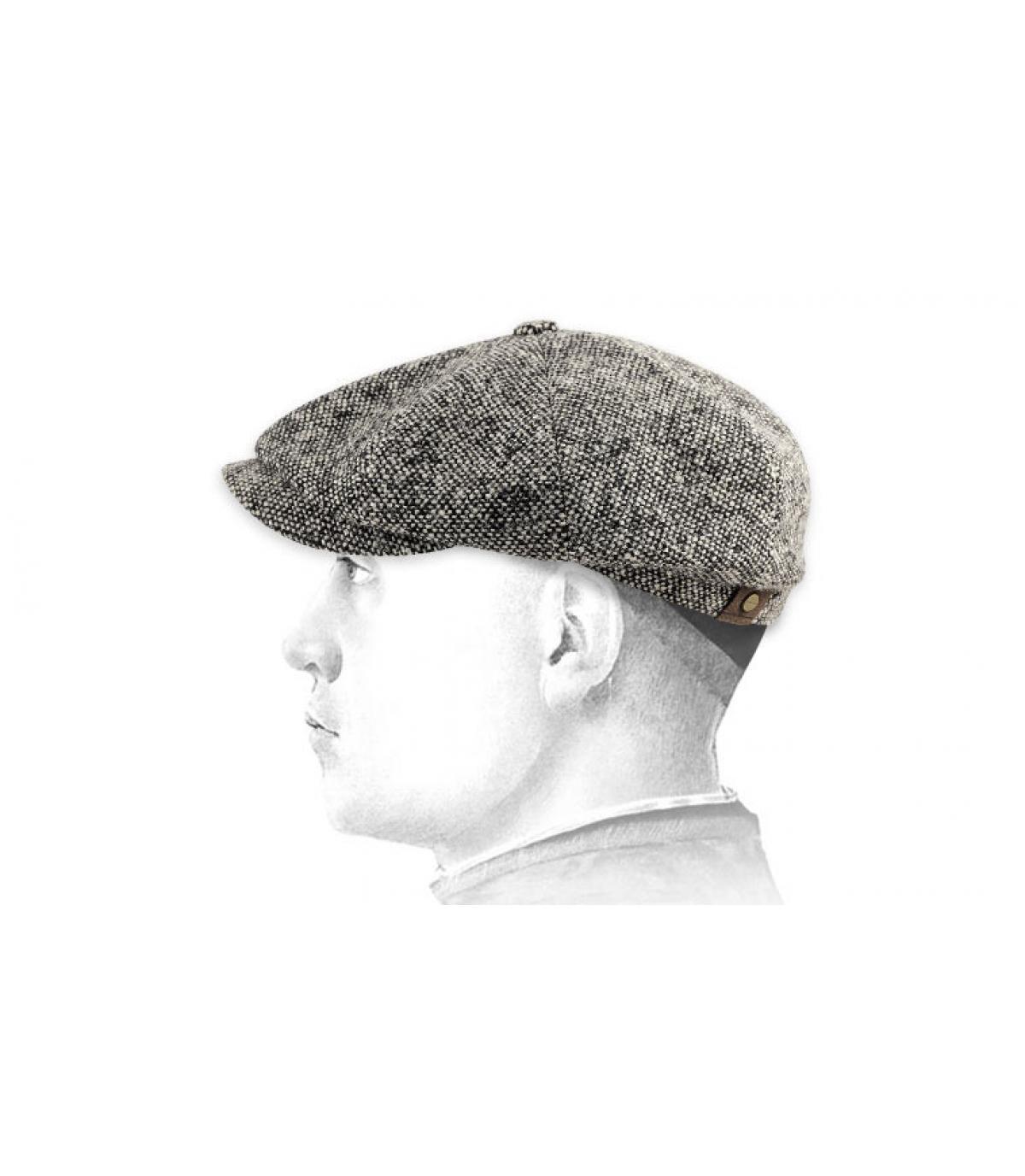 Dettagli Hatteras Donegal gris - image 3