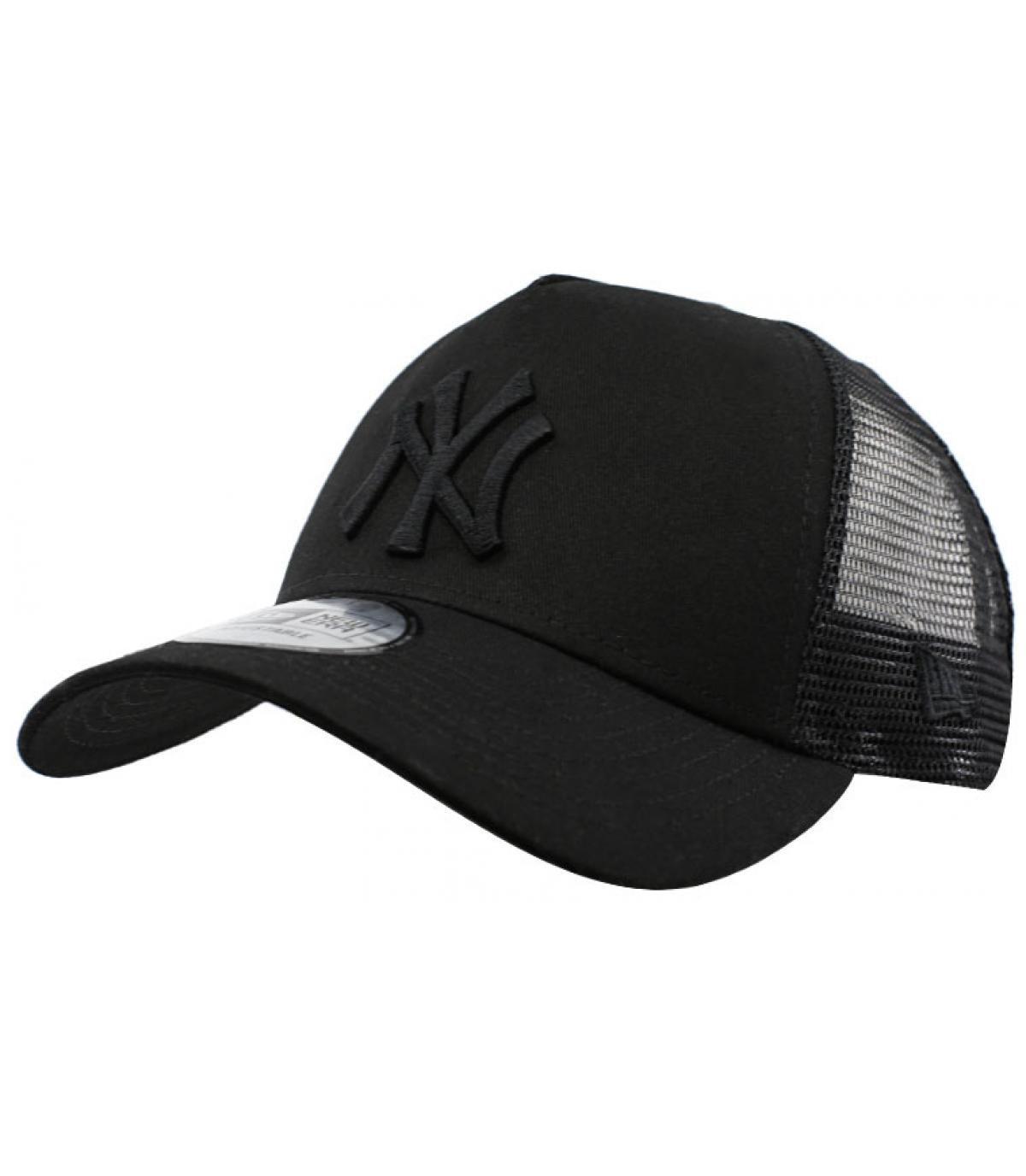 Dettagli Trucker League Ess NY black black - image 2