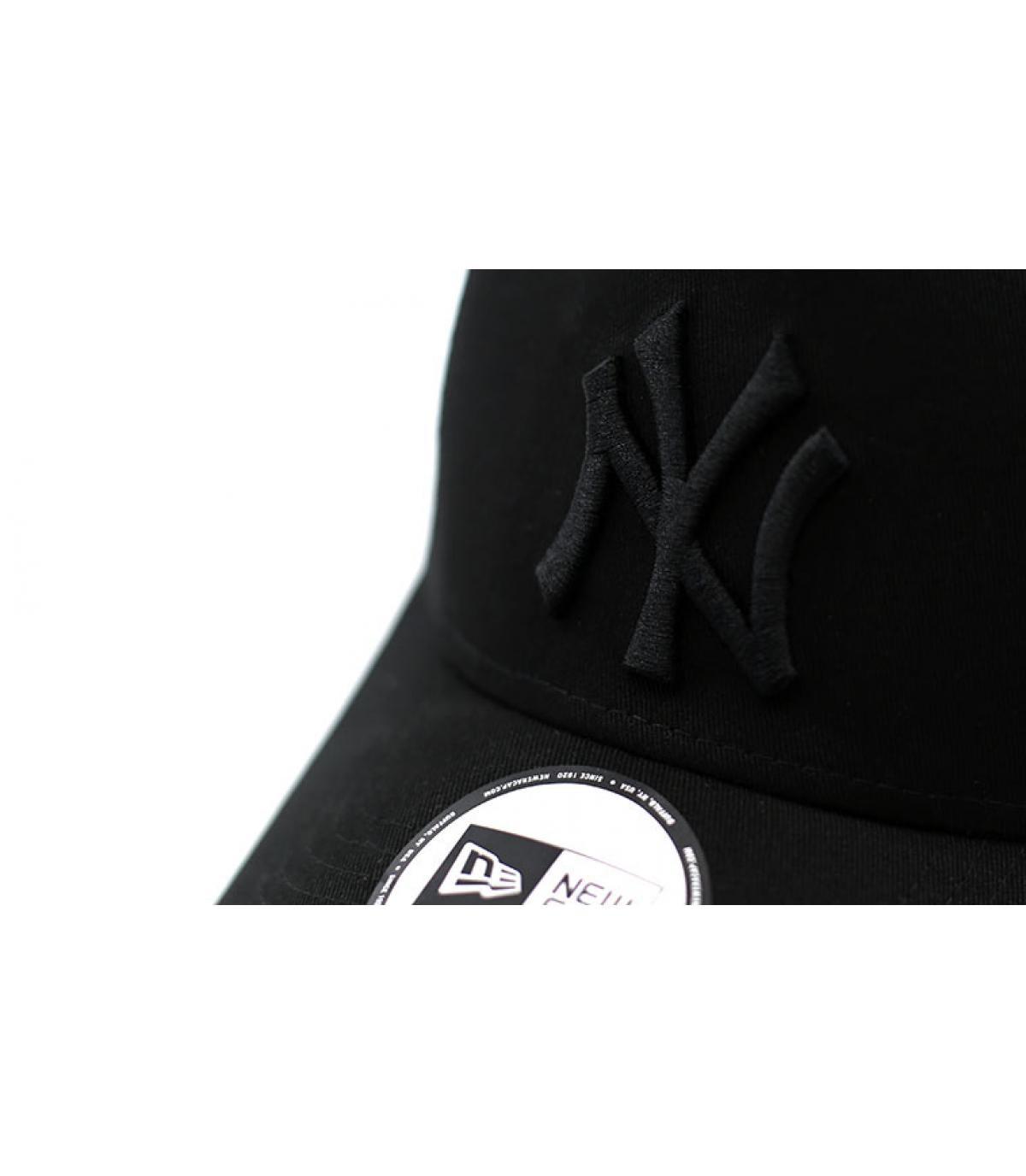 Dettagli Trucker League Ess NY black black - image 3