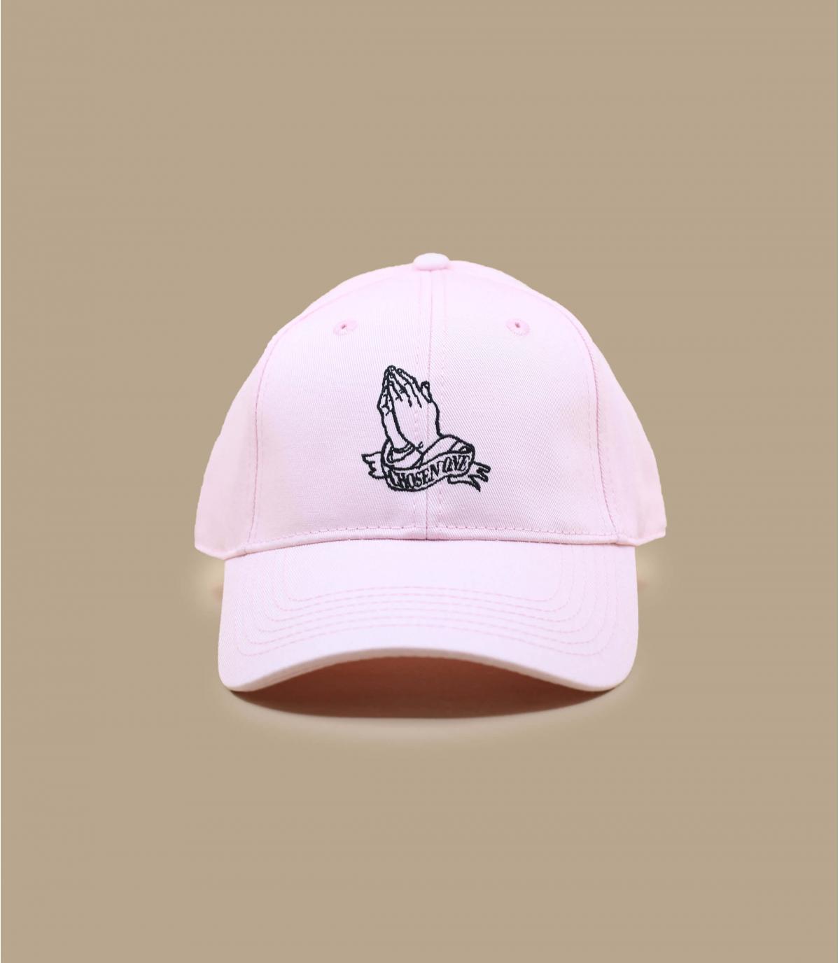 Dettagli Chosen One Curved Cap pale pink - image 2