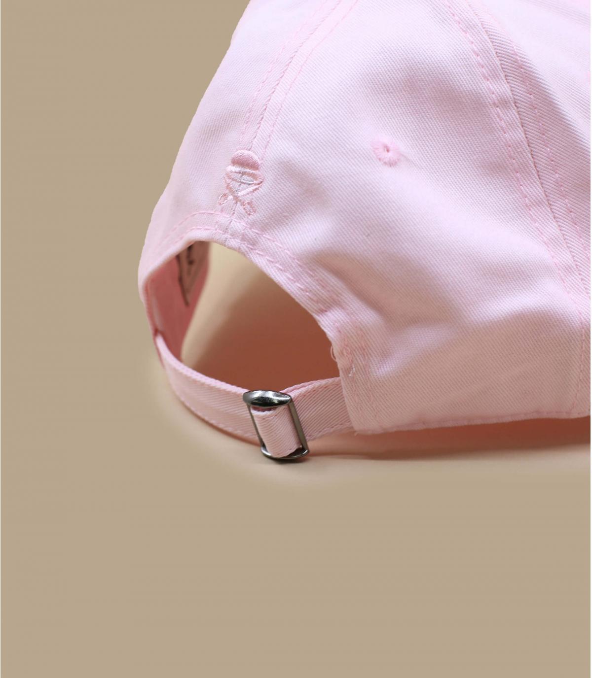 Dettagli Chosen One Curved Cap pale pink - image 4