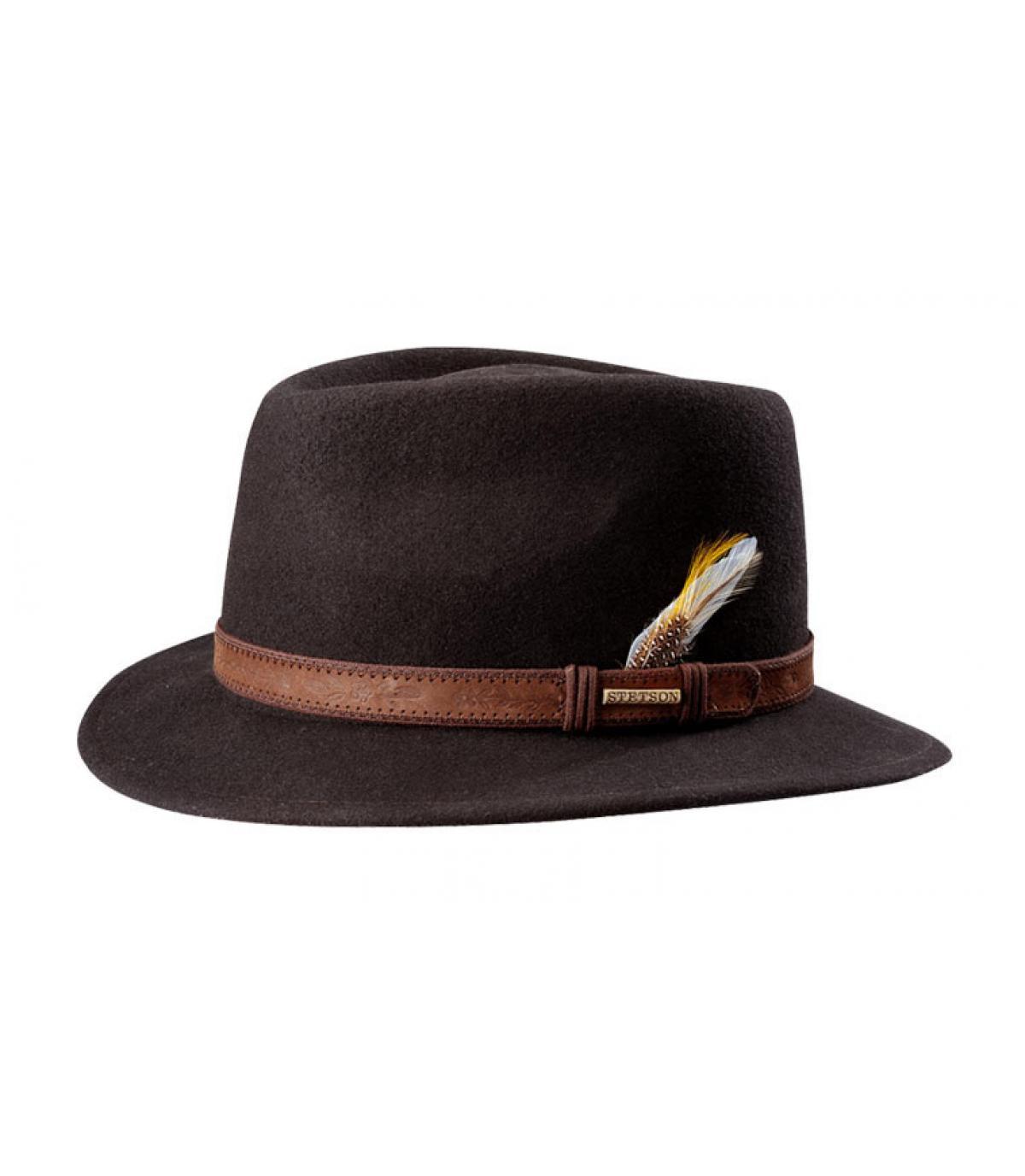 Cappello classico stetson