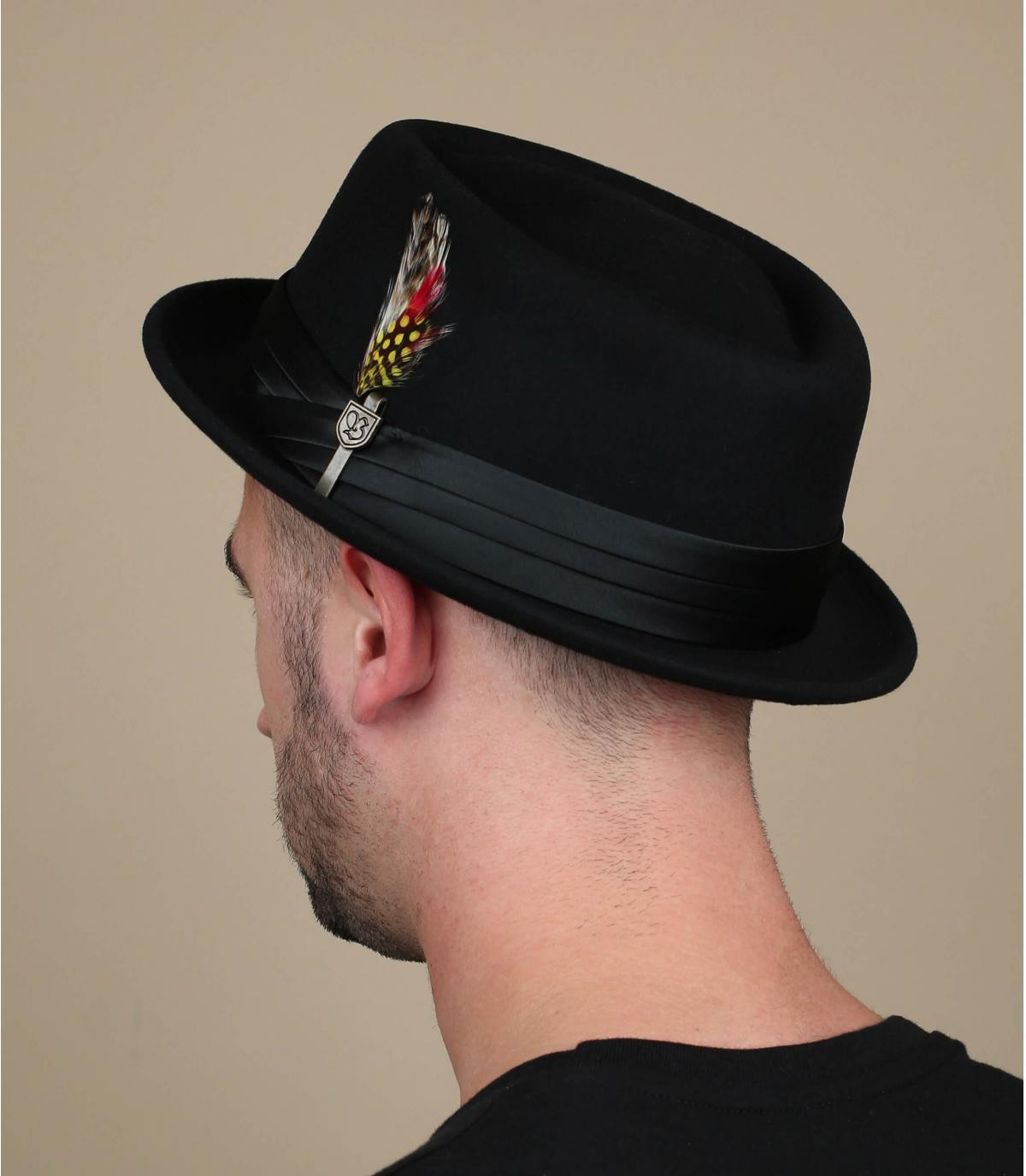 Cappello uomo feutre