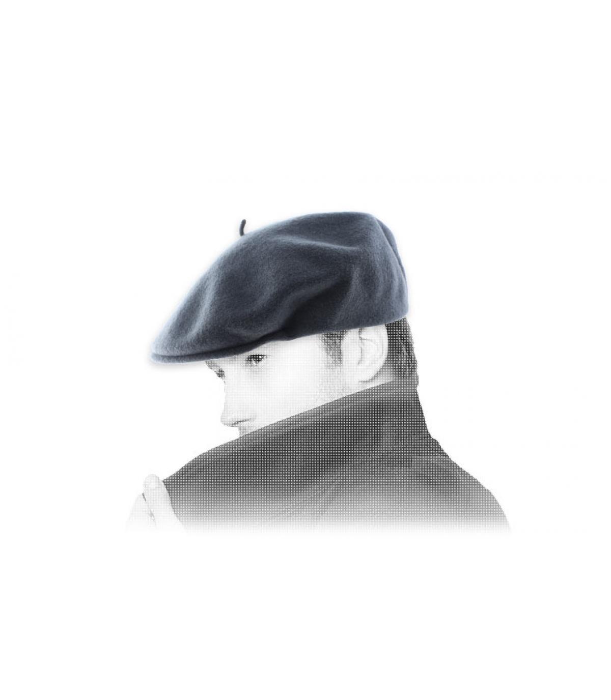 ornitorinco grigio berretto Laulhère