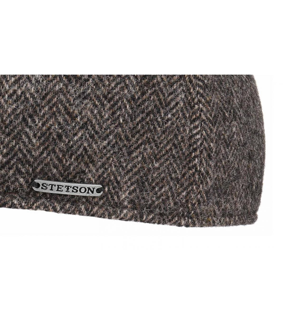 Dettagli Texas Woolrich Herringbone grey - image 3