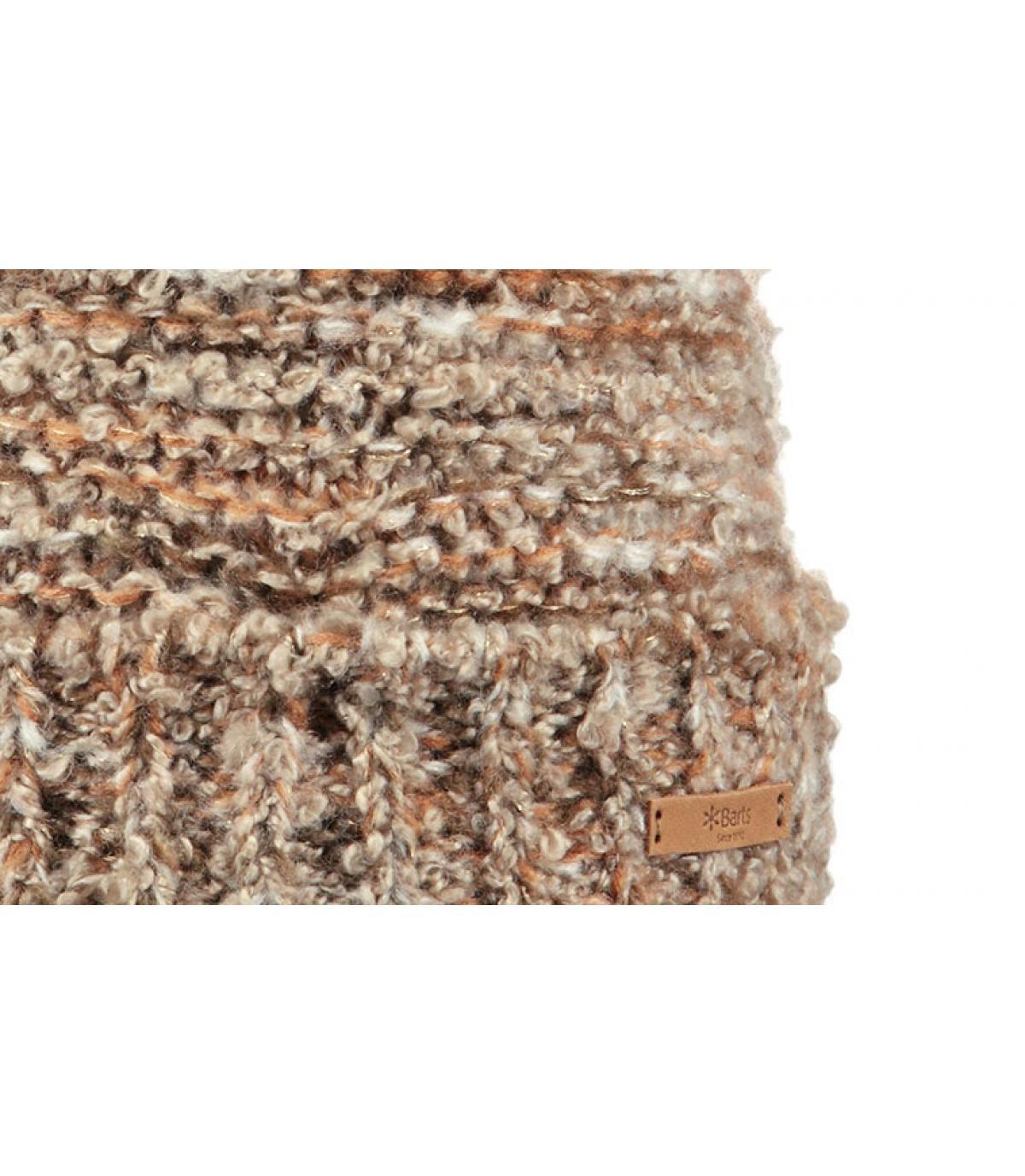 Dettagli Siret Beanie brown - image 3