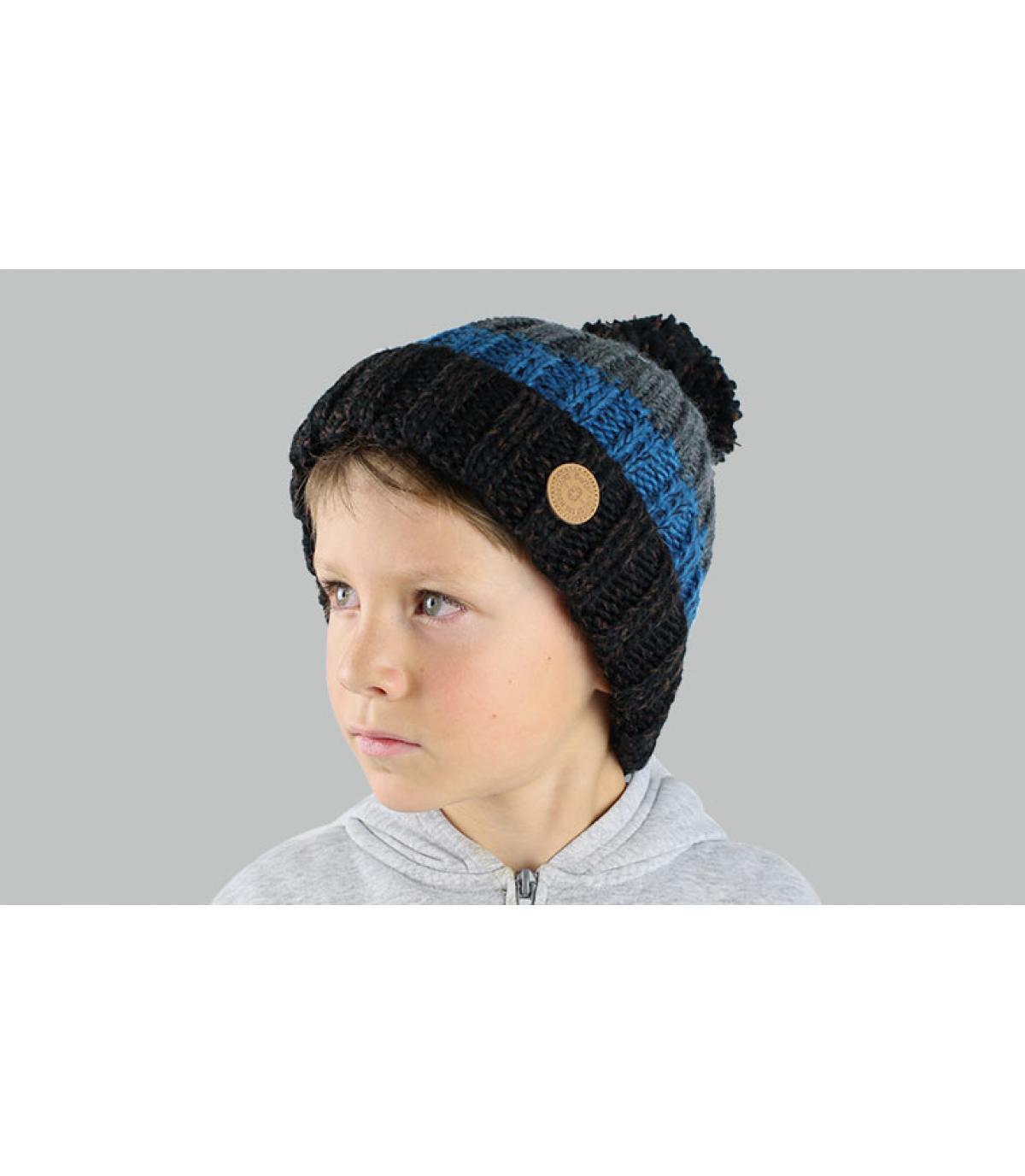 graffi bambino cappello bobble