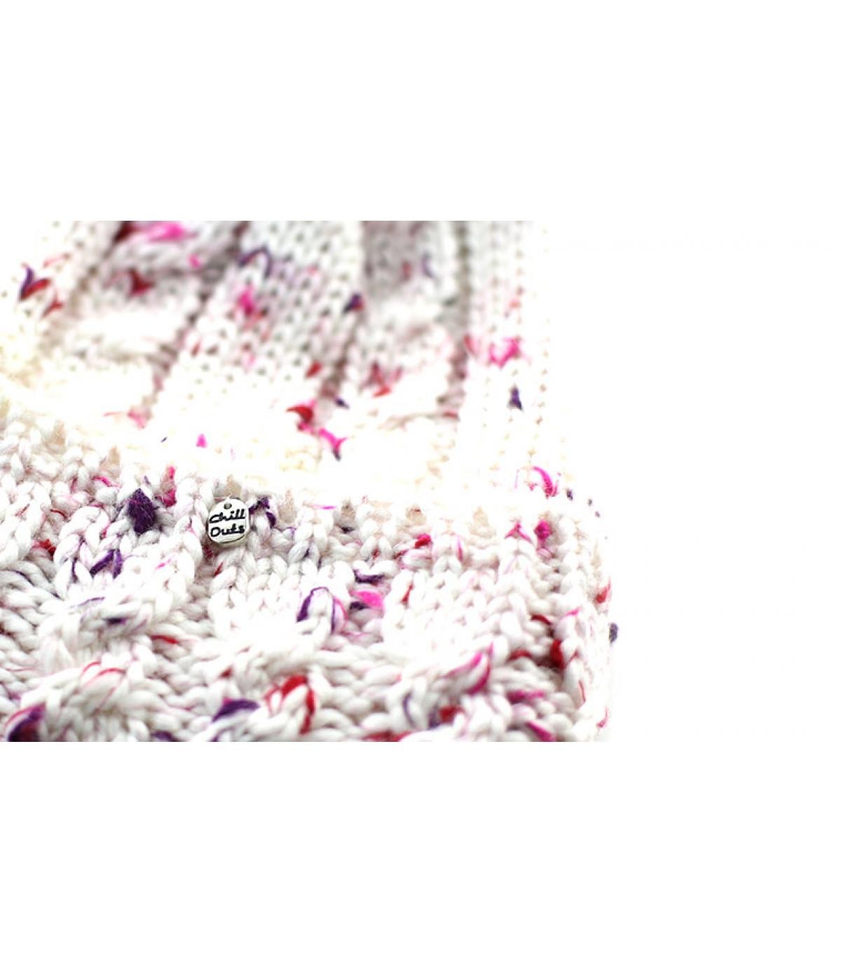 Dettagli Roxanne Hat white - image 3