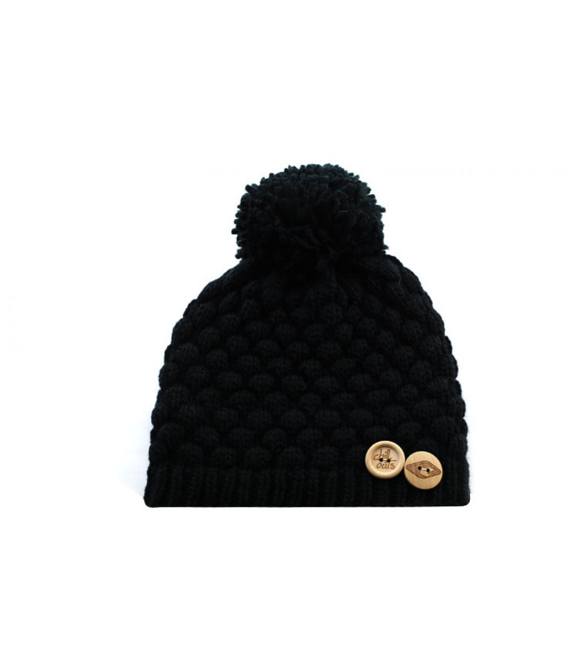 Dettagli Nora Kid Hat black - image 2