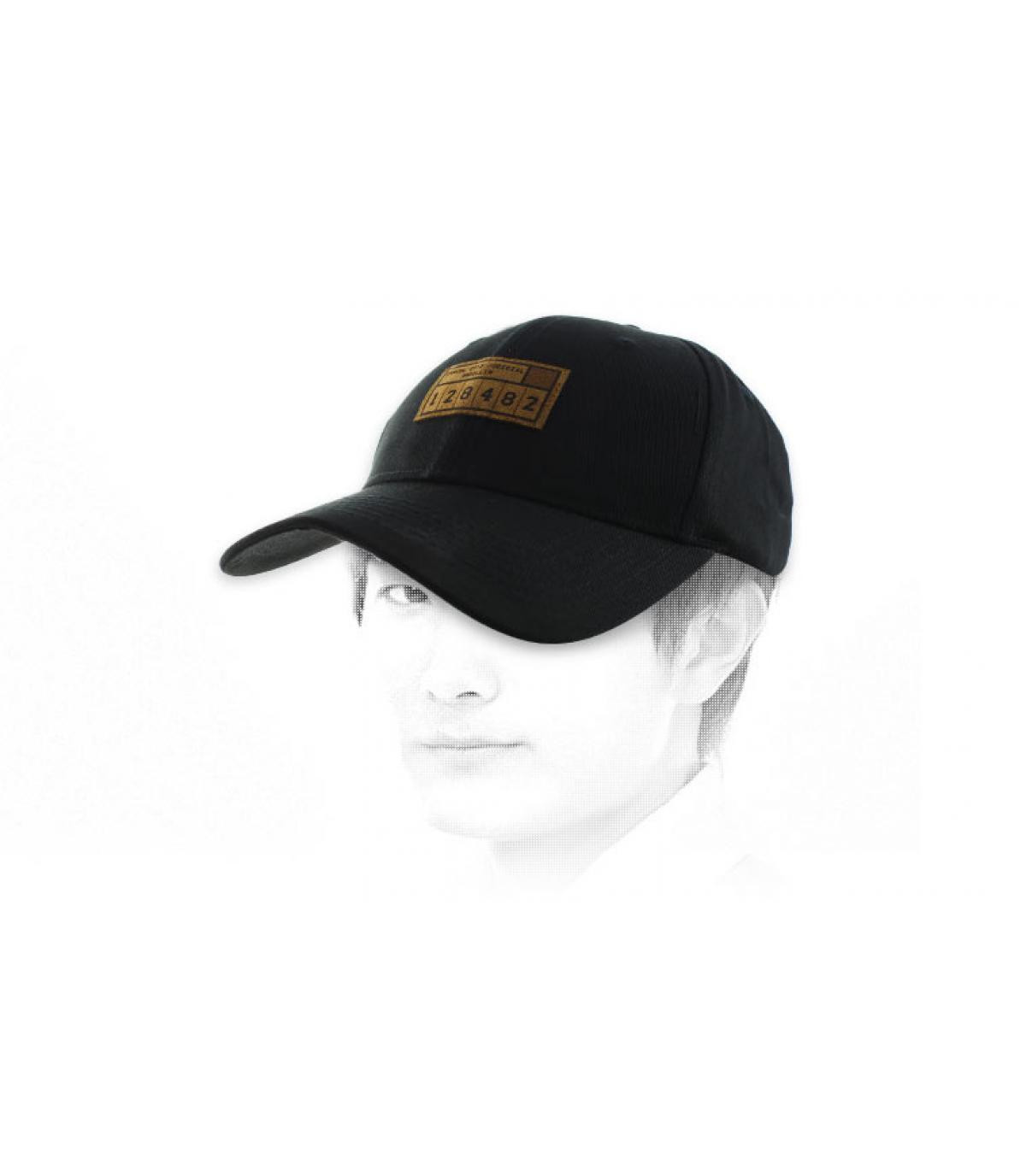 Cap Pablo 128482 nero