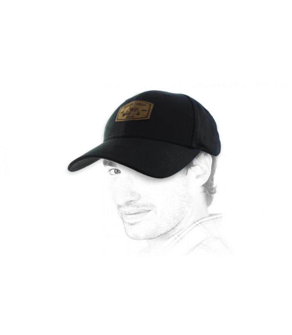 Cappello nero gringos