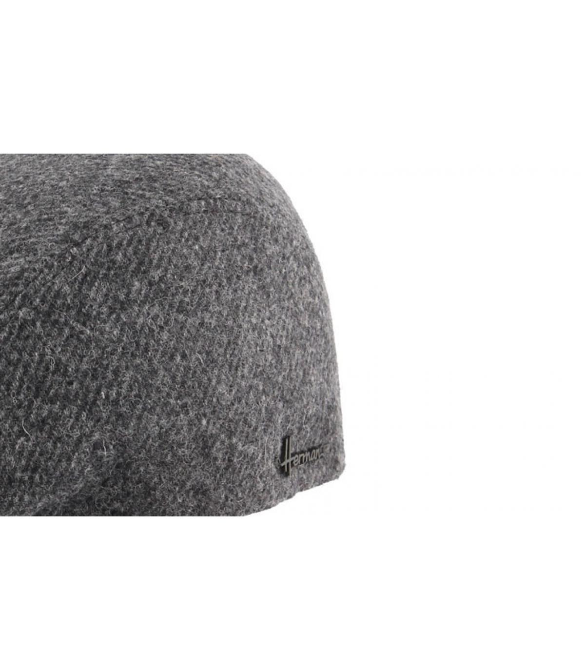 Dettagli Hill wool EF grey - image 3