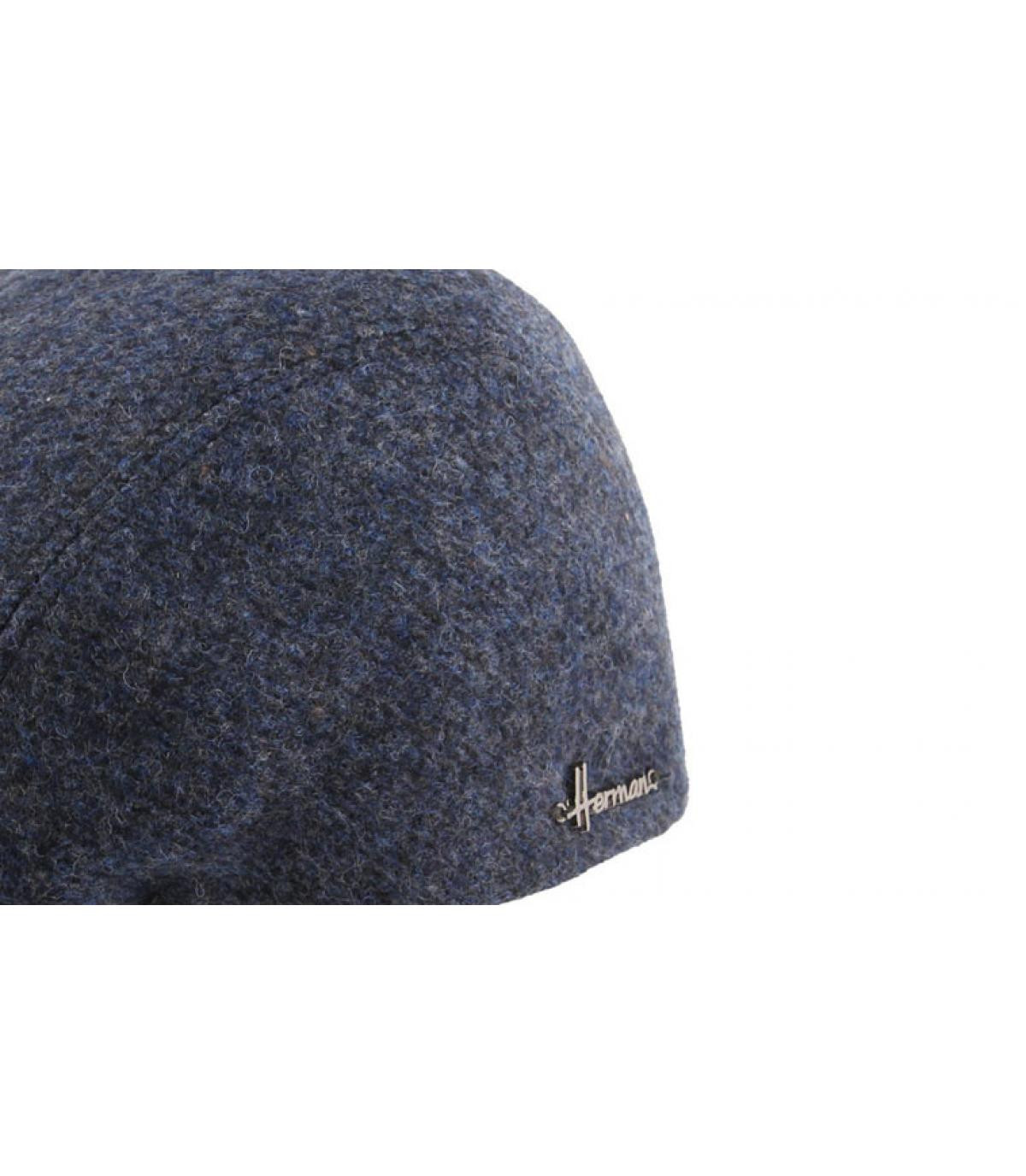 Dettagli Range wool EF blue - image 3
