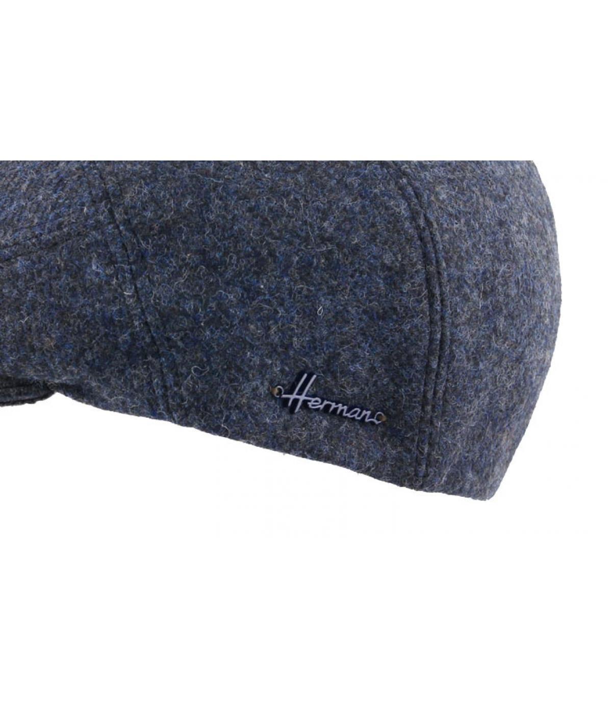 Dettagli Barents Wool Corduroy blue - image 3