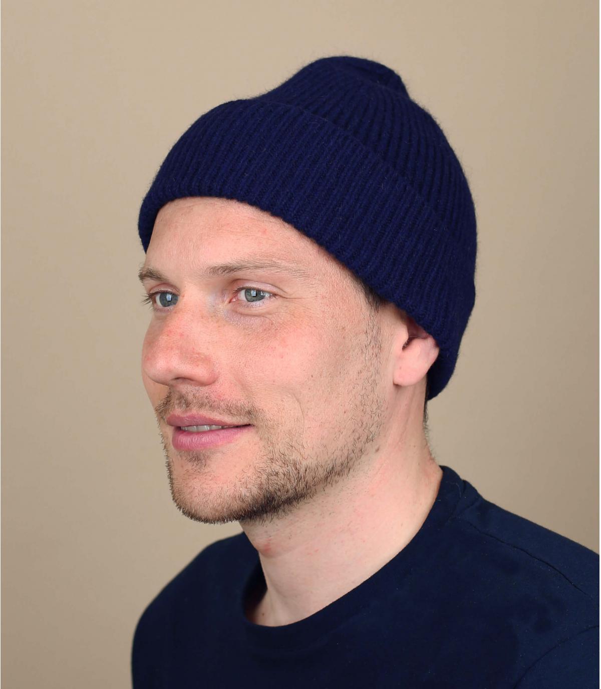cappello bavero della marina angora