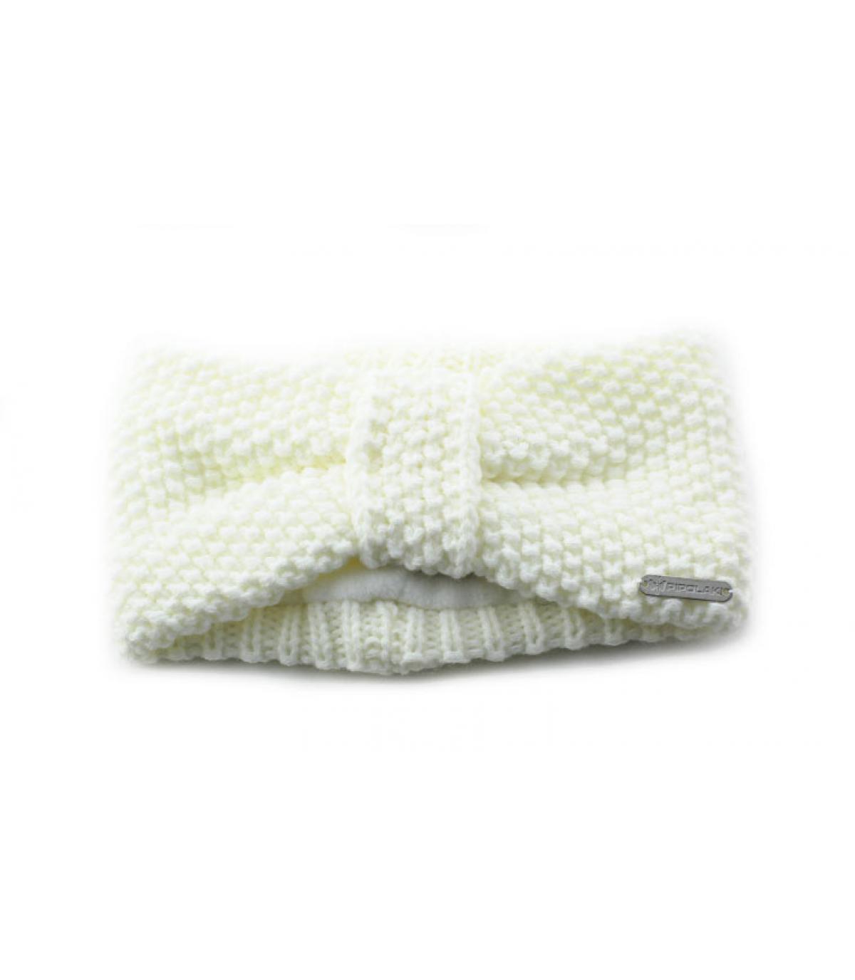 bianco fascia a maglia