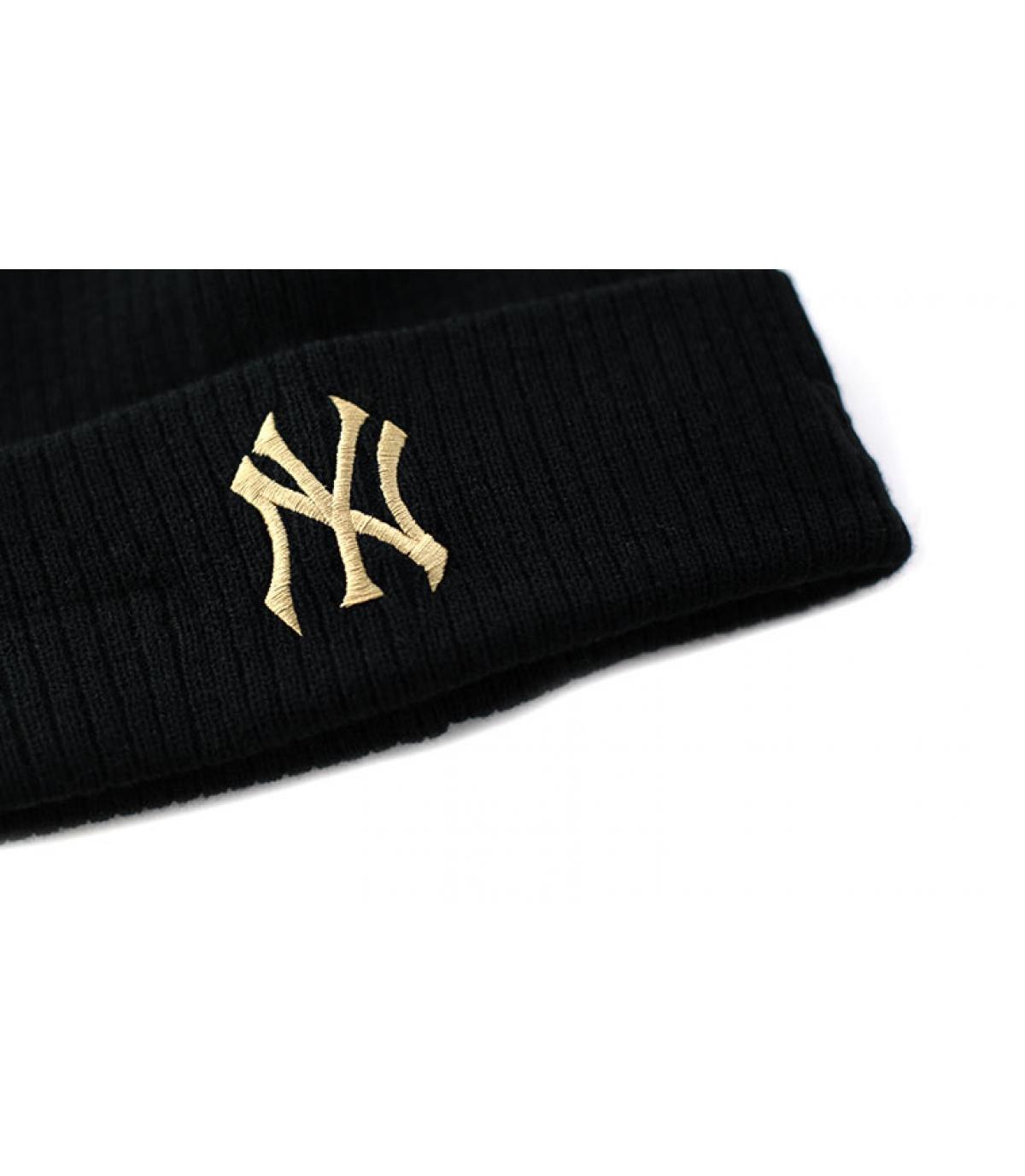 Dettagli Club Coop Knit NY black khaki - image 3