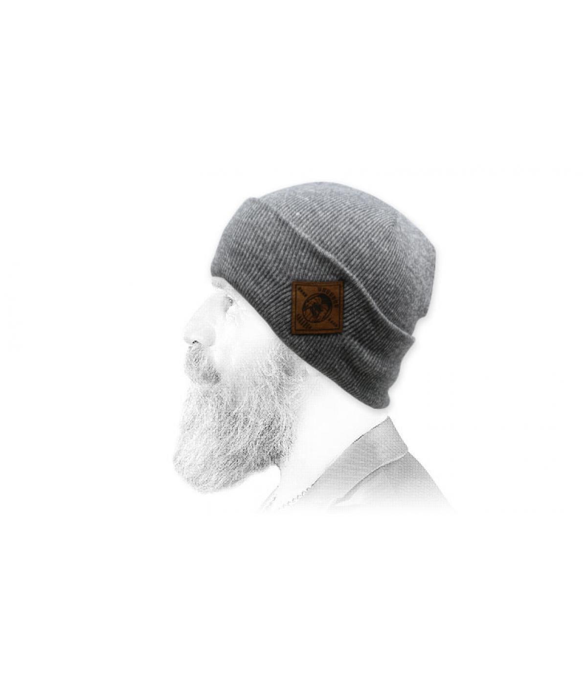 cappello Aaaaaargh grigio