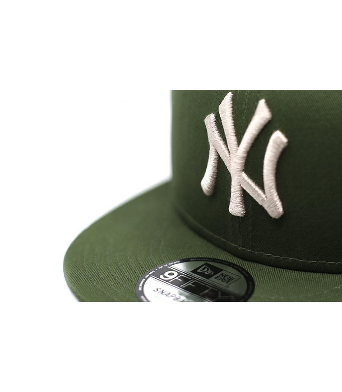 Dettagli League Ess 9Fifty NY rifle green stone - image 3