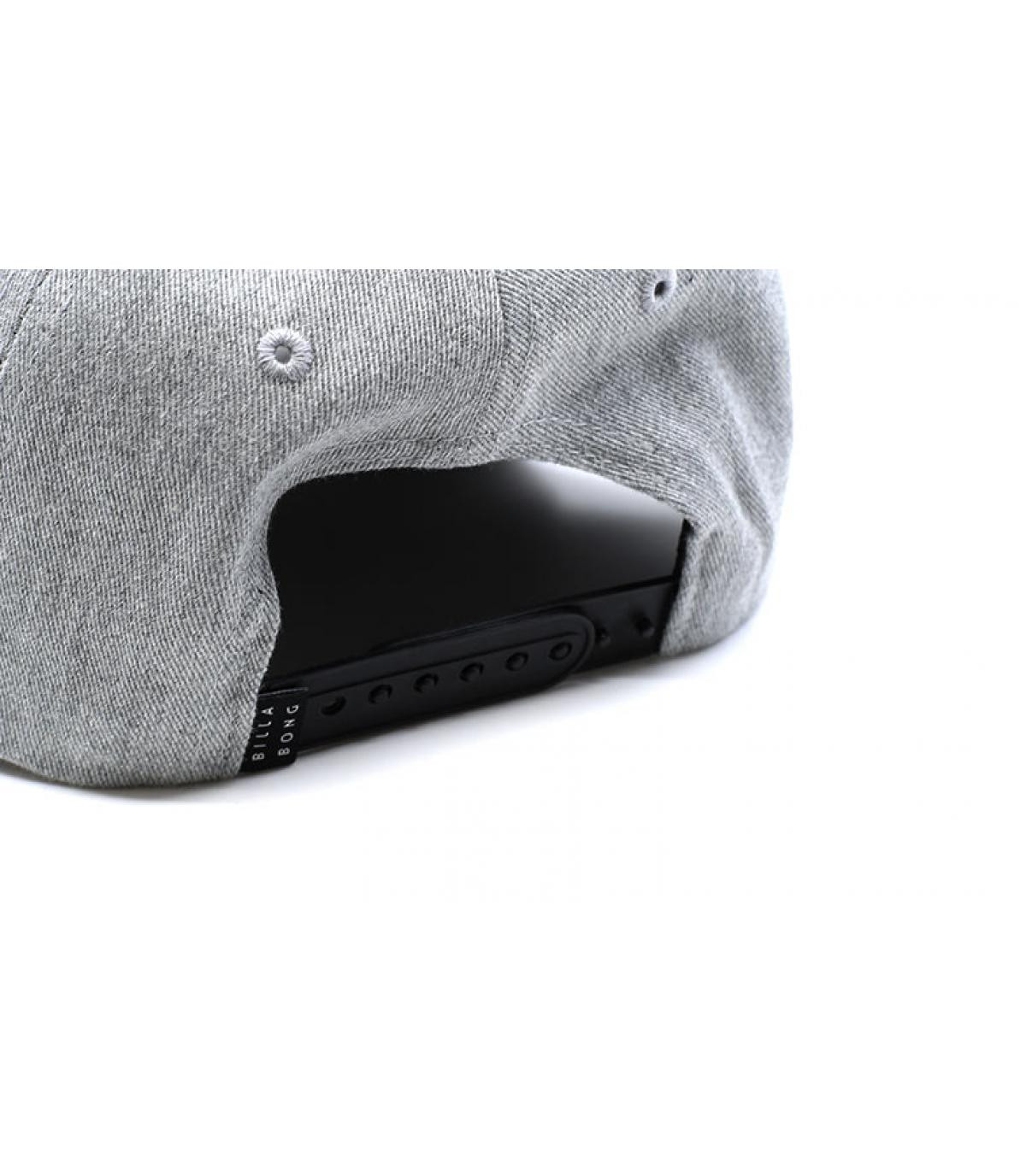 Dettagli Walled Snapback Boys grey heather - image 5