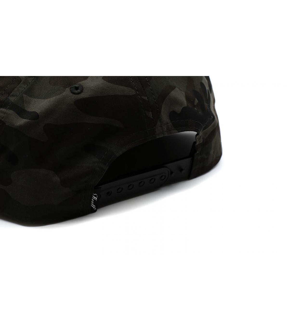 Dettagli Suede Cap camouflage - image 5