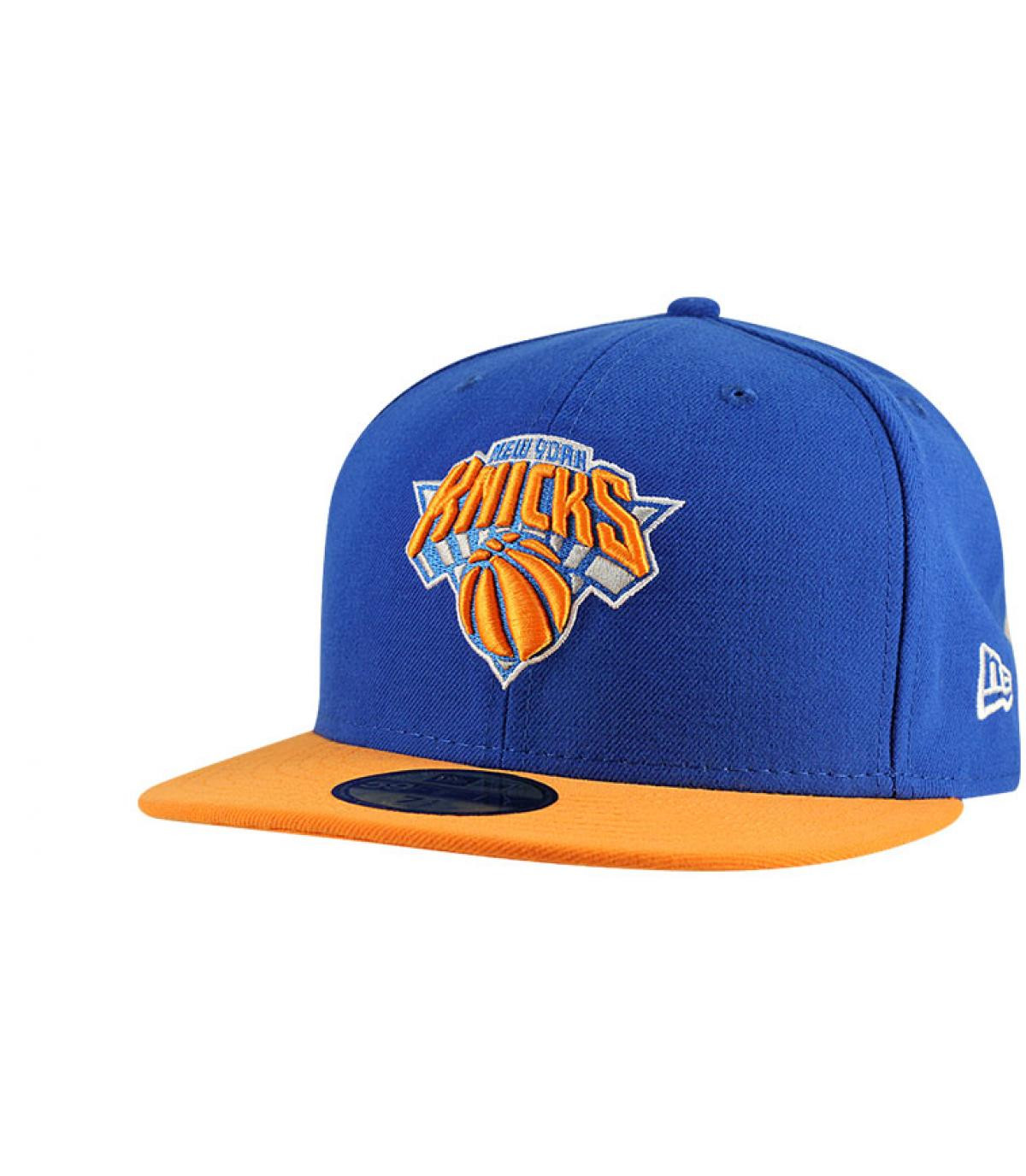 Blue Knicks cap