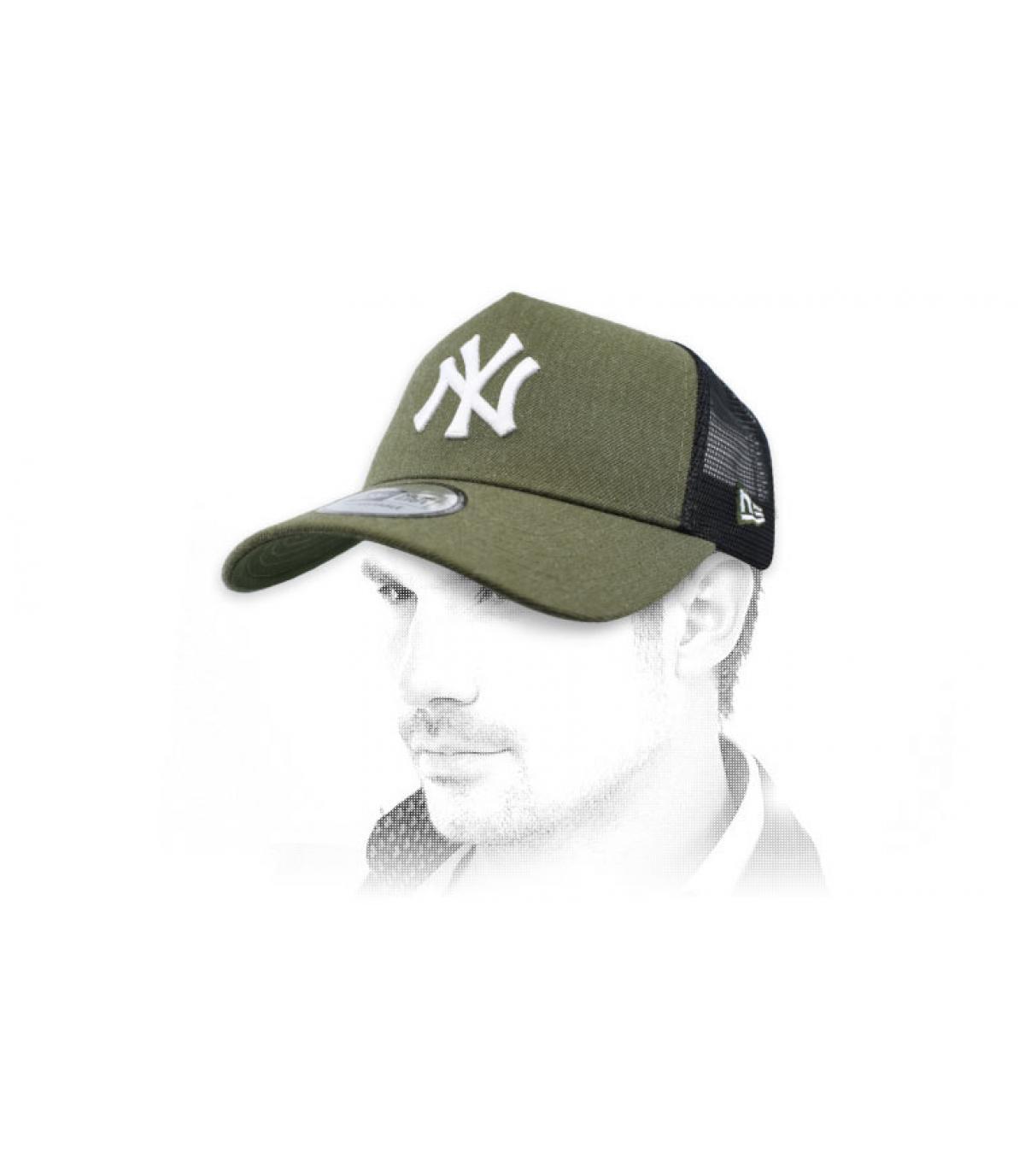verde trucker NY