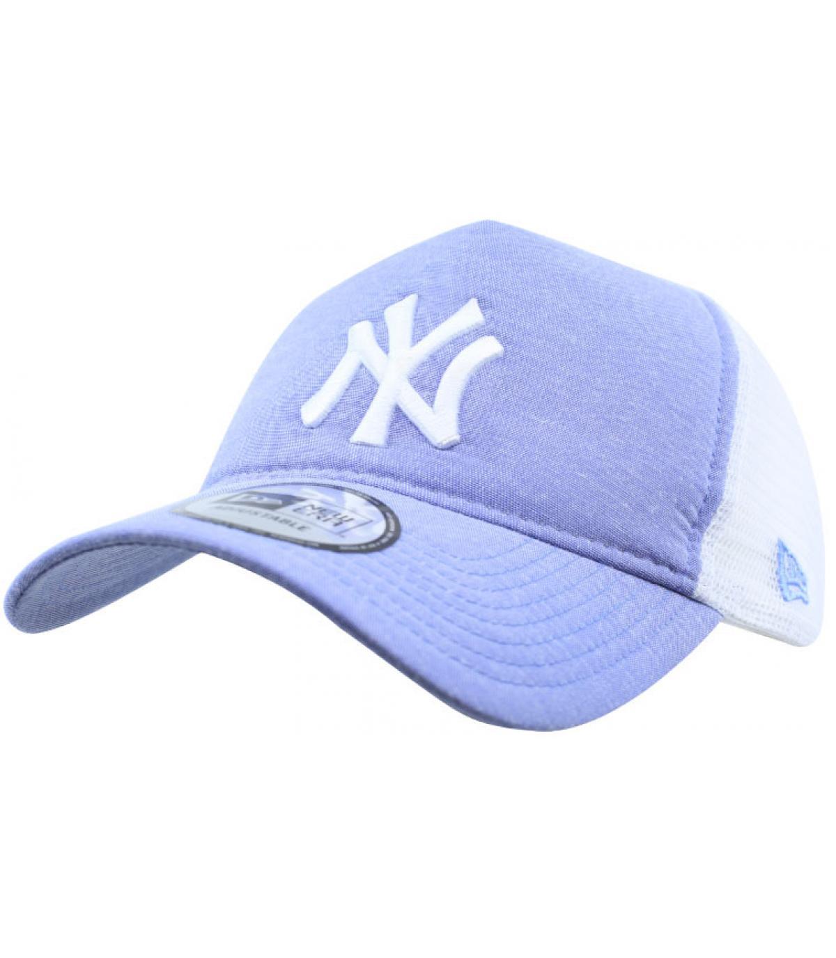 Dettagli MLB Oxford NY sky blue - image 2