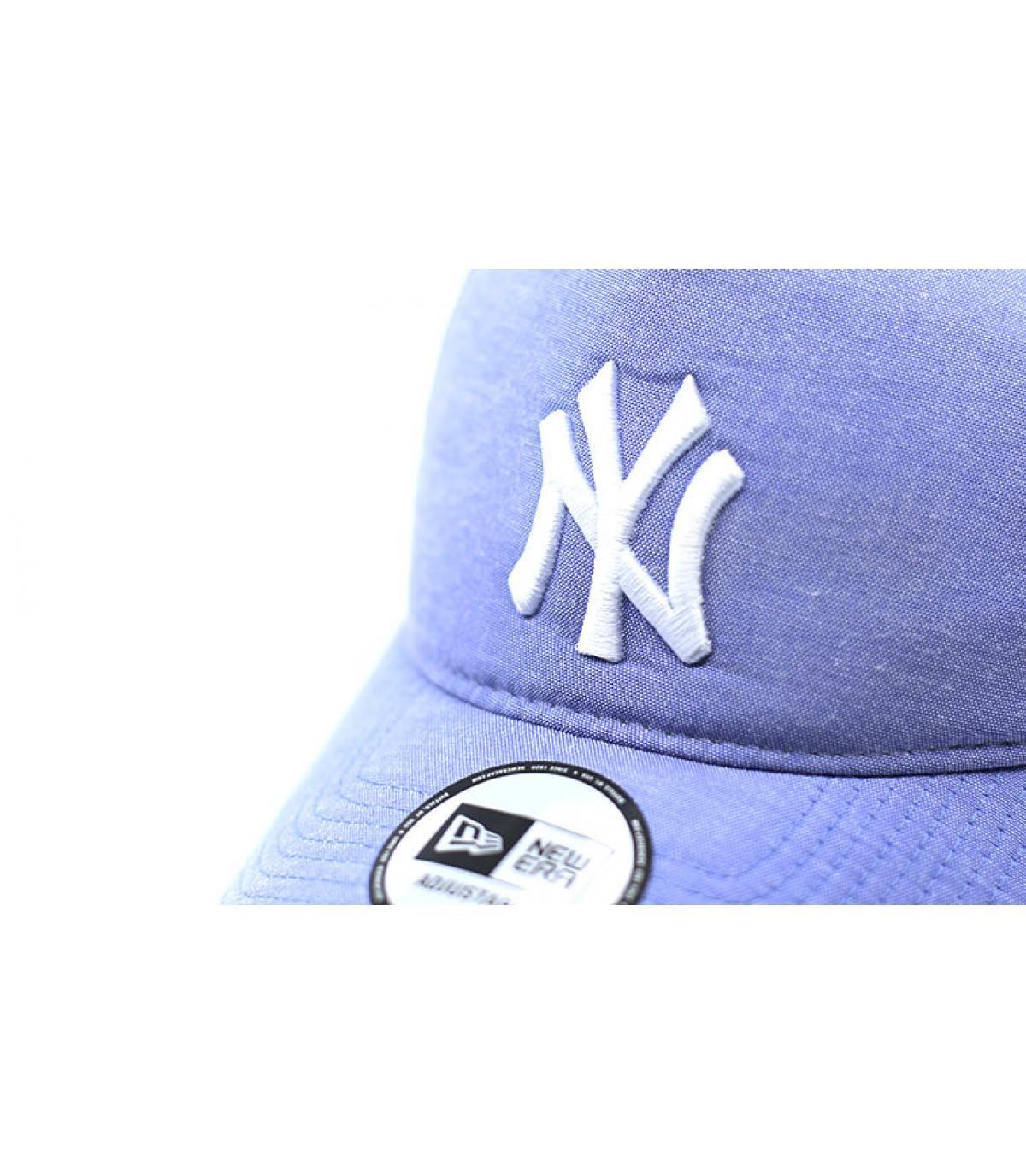 Dettagli MLB Oxford NY sky blue - image 3