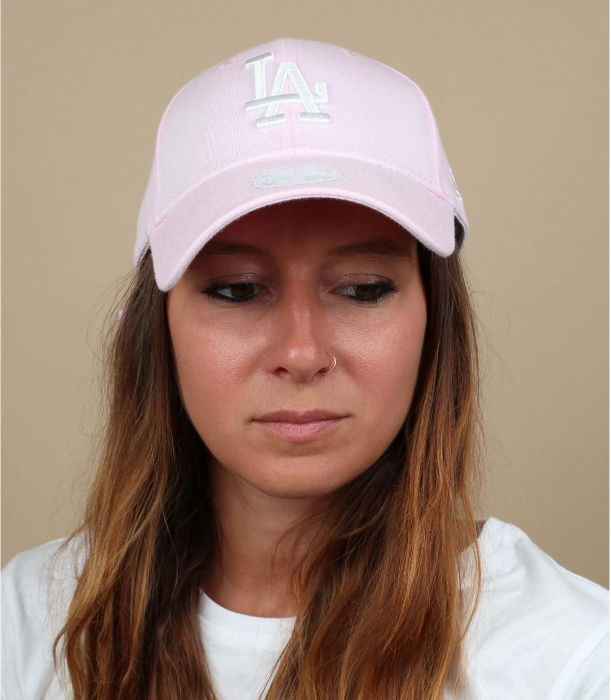cappello donna LA rosa