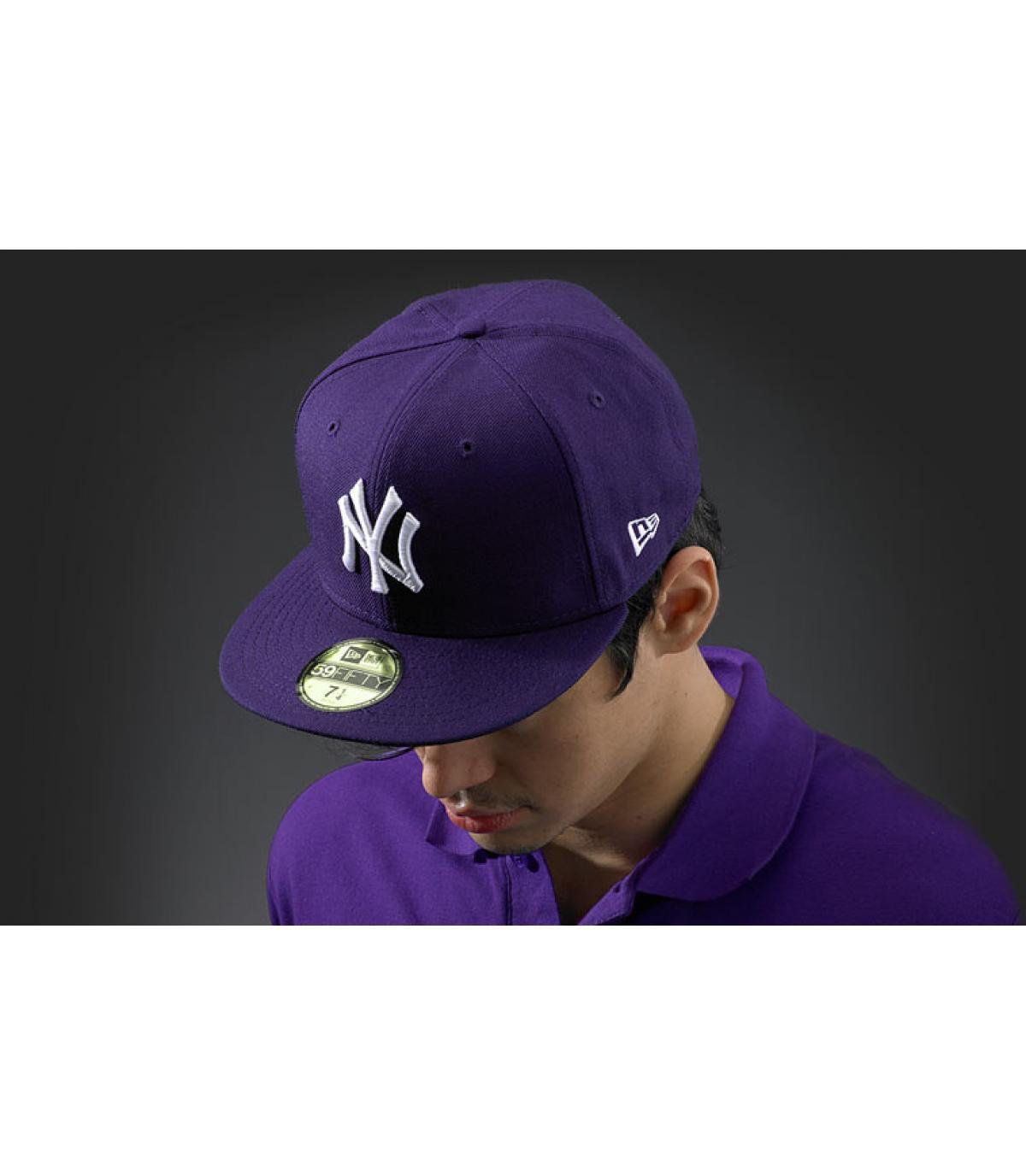 MLB Basic New York blue