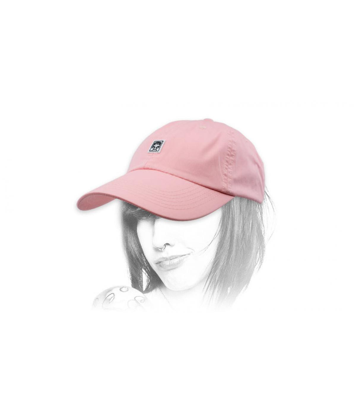 Obey il berretto rosa gigante