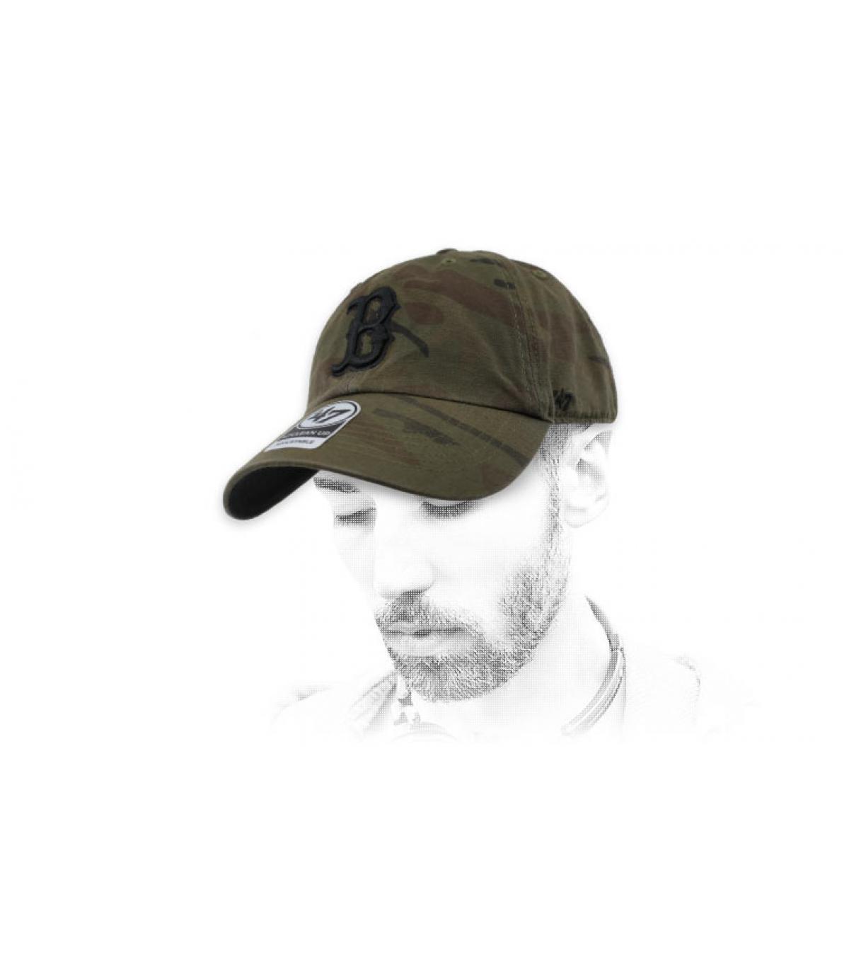 cappello B camo