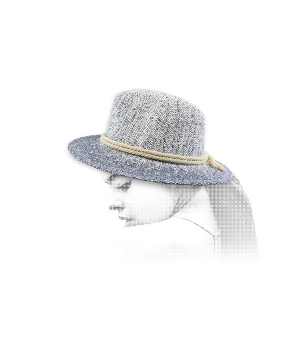 corda per cappello di paglia