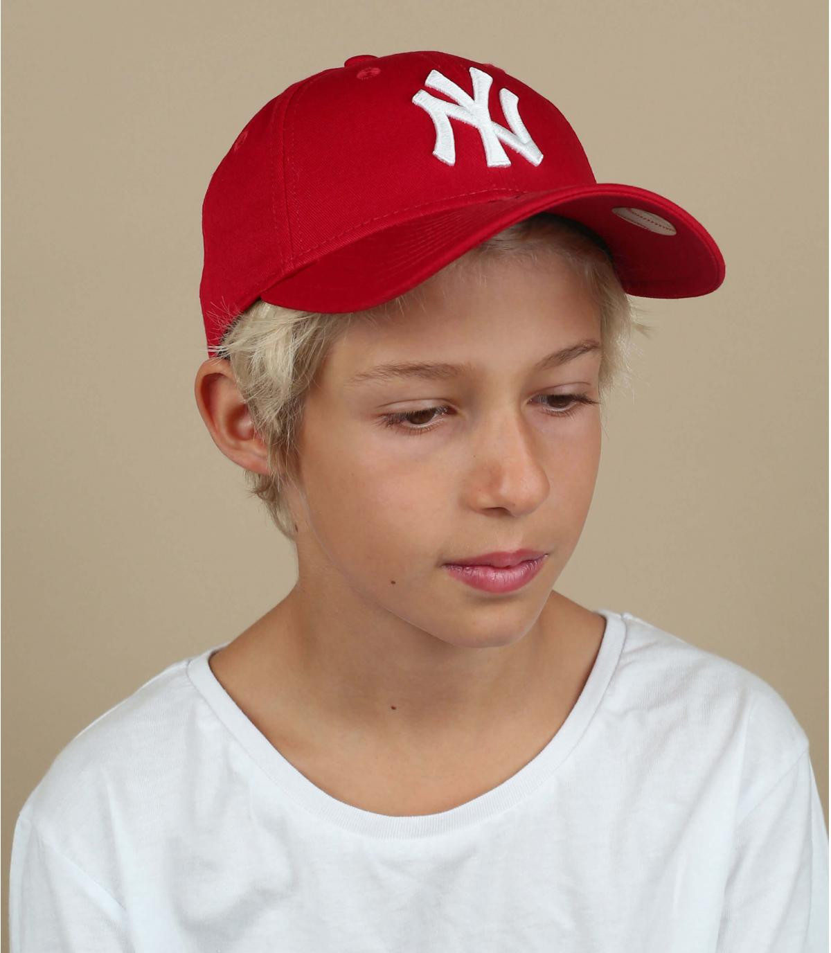 Child trucker ny red