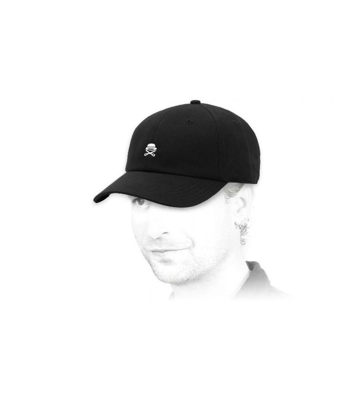 cappuccio Cayler logo nero