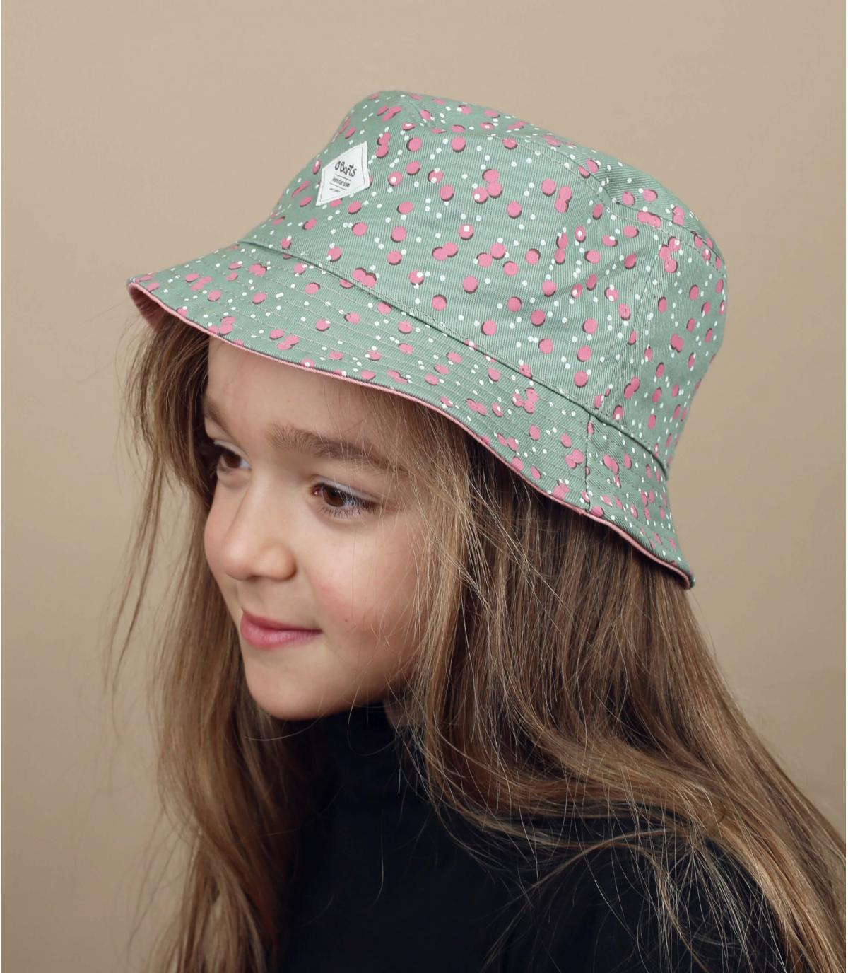 bambino bob rosa grigio